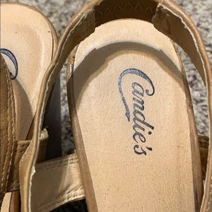 Candie's Shoes - Candies Wedges Sz 7 Med